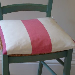 Pink/rose Amalfi stripe