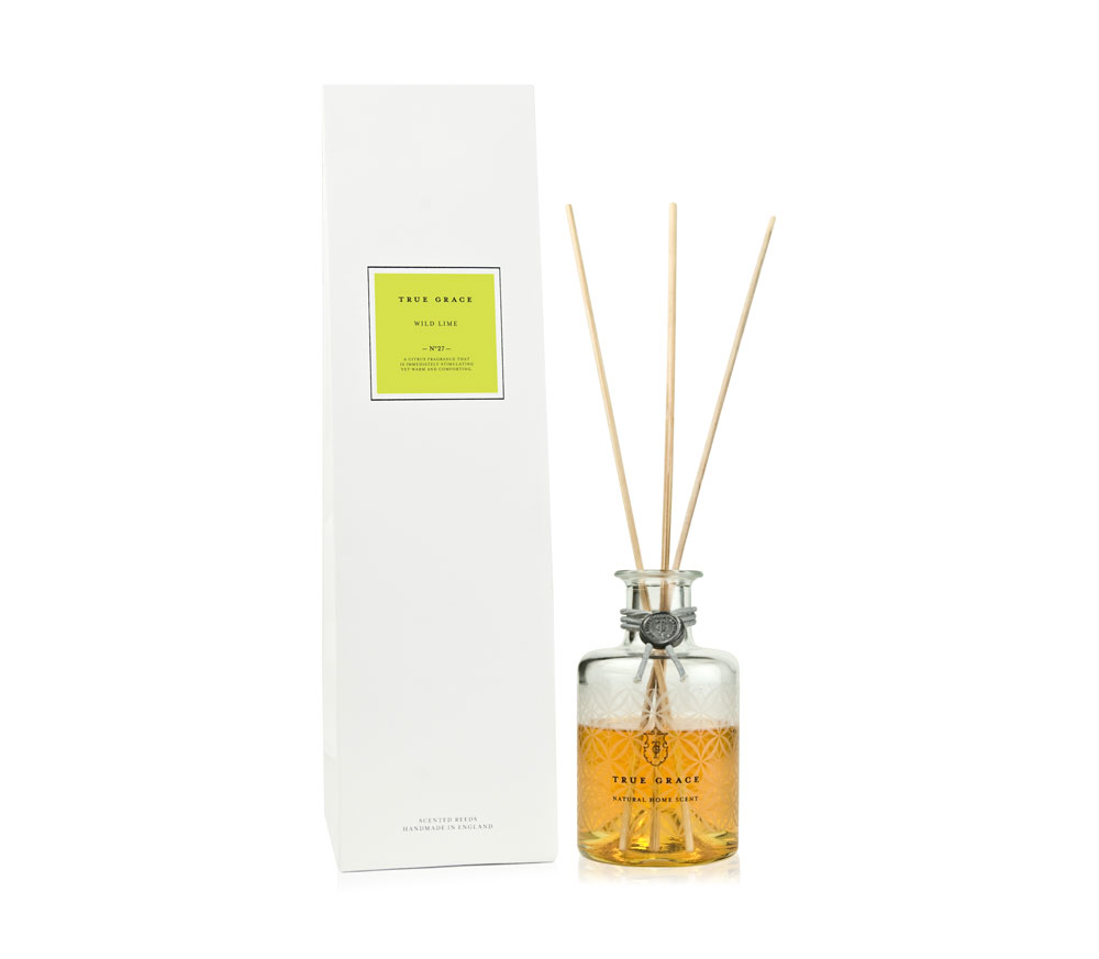 Wild Lime 200ml Room Diffuser