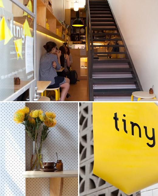 Tiny cafe