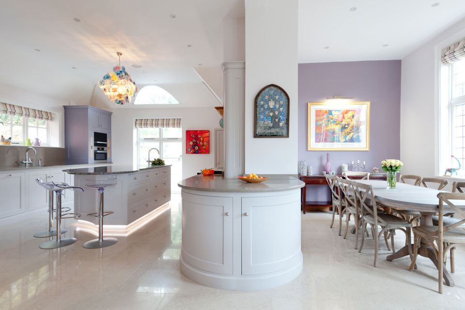 Bespoke interiors kitchen