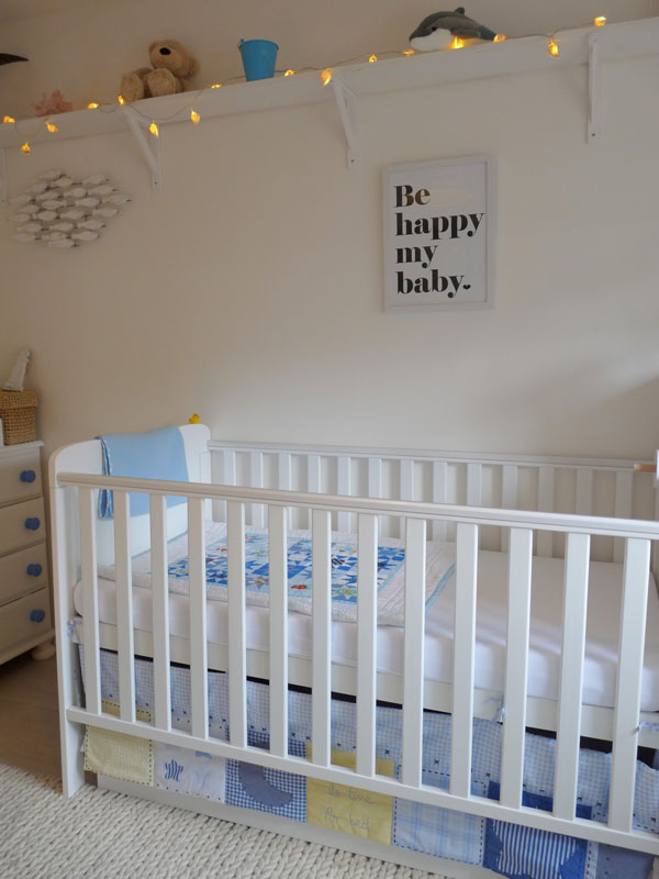 Baby Boys Nursery Vanessa Grape